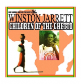 Winston Jarrett - Children Of The Ghetto - LP (Jah Shaka Music)